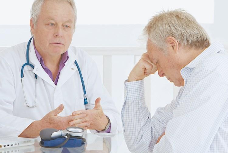 Андропауза (чоловічий клімакс). Що слід знати?