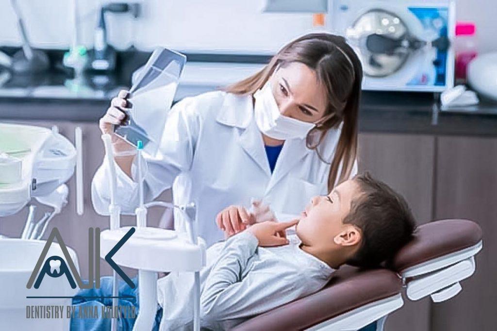 Дитяча стоматологія - з якого віку дитині потрібно відвідувати стоматолога?