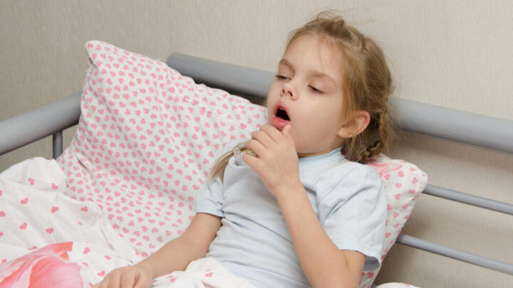 Коклюшна інфекція у дітей в сучасних умовах