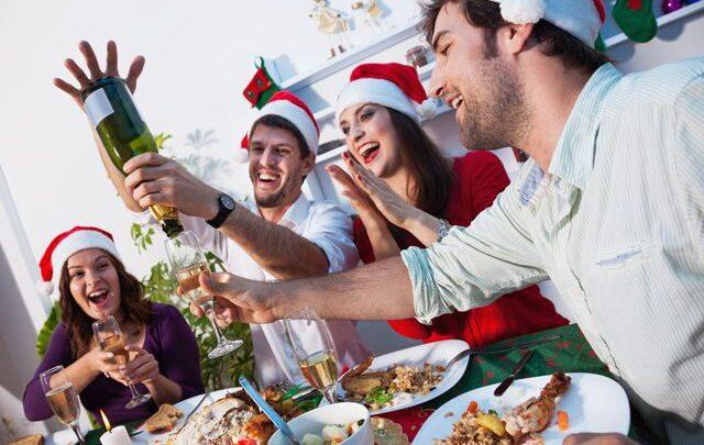 Небезпека отруєння алкоголем в новорічні свята
