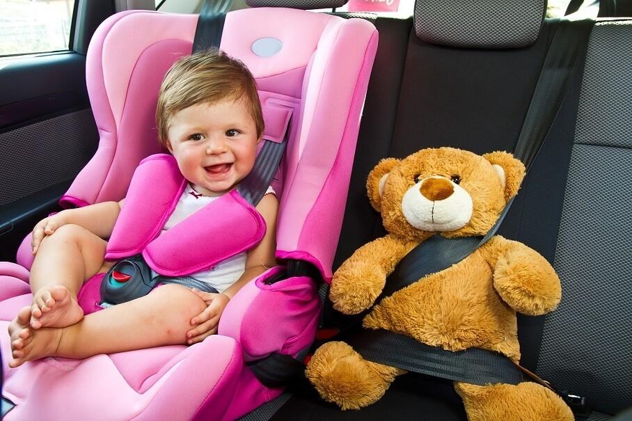 Що робити, якщо малюка заколисує у транспорті