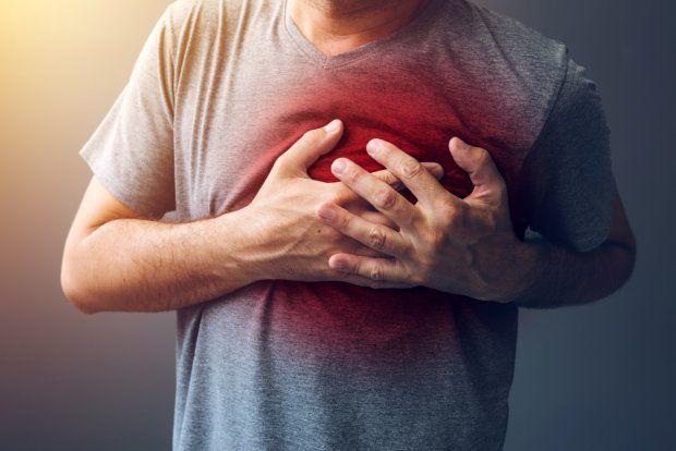 Симптоми, які можуть вказувати на проблеми з серцем
