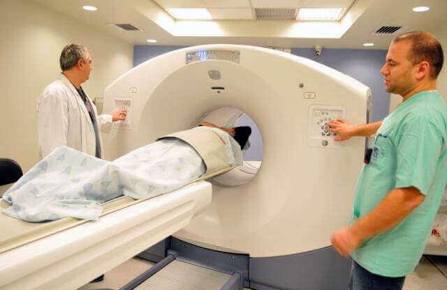 Позитронно-емісійна томографія при діагностиці раку