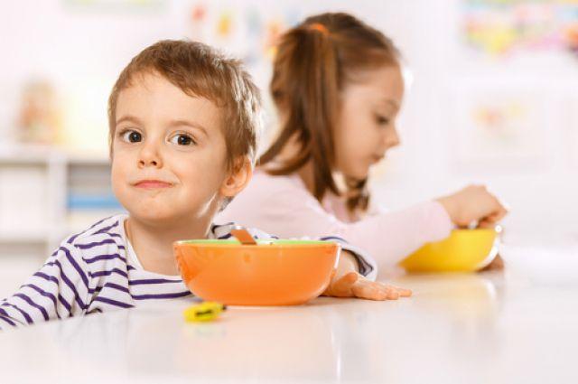 Заборонені продукти для дітей до 1 року