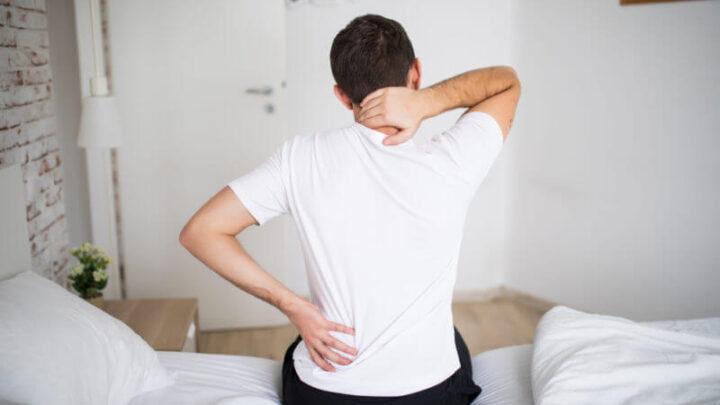 Причини і лікування болю в спині