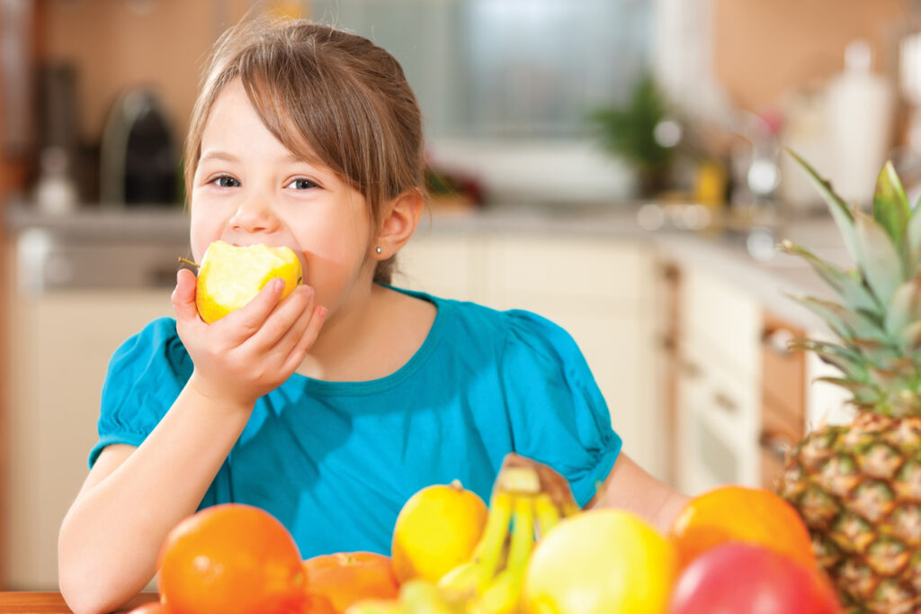Зміцнення імунітету у дітей. Способи