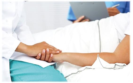 Догляд за хворими на рак