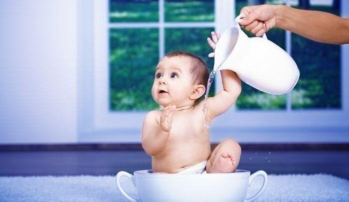 Загартовування дітей раннього віку. З чого почати?