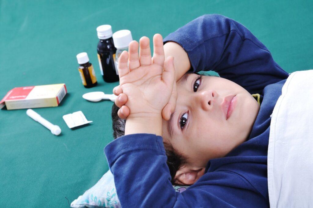 Щоб діти не хворіли: профілактика грипу та ГРВІ навесні
