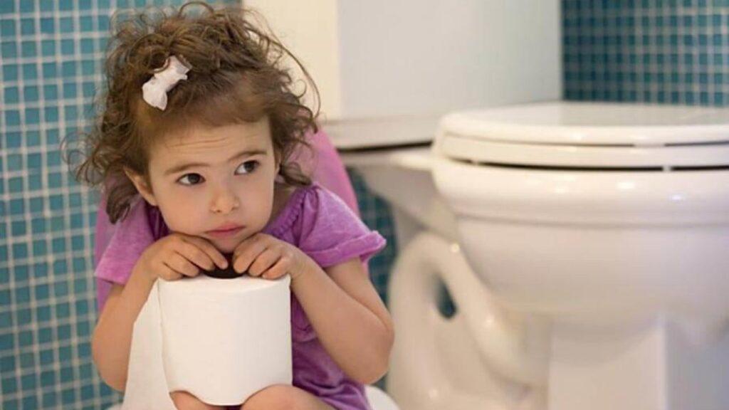 Запори у дітей. Причини та наслідки